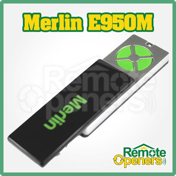 Merlin E940m Security 2 0 Garage Door Remote Control Handset