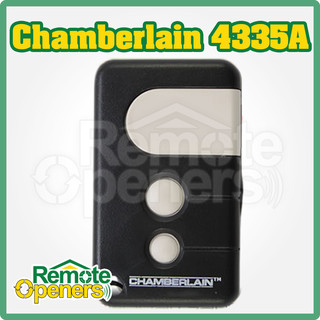 Chamberlain 4335A 062162 Garage Door Remote Control. Same as B&D Remote