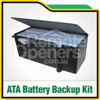 Battery Backup ATA For Garage Door & Gates