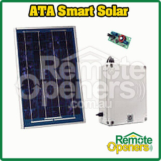 Smart Solar Automatic Technology Door & Gate Farm ATA