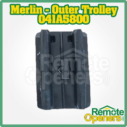 Chamberlain Merlin  Genuine Outer Trolley 041A5800 Suits Merlin C Rail