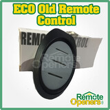 Eco Garage Door Four Remote 433.92 Mhz  Rolling Code Technology