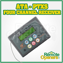 ATA TrioCode™ 128 MegaCode® Four Channel Receiver