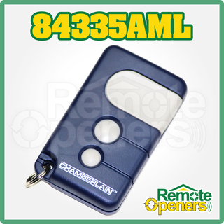 84335AML Chamberlain MotorLift 3 Button Garage Door Remote Control Genuine