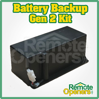 ATA 61932, B&D 62737  Battery Backup Gen 2 Kit