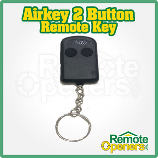 AIRKEY 2 Button Garage Door Remote Air Key AK3TX2R