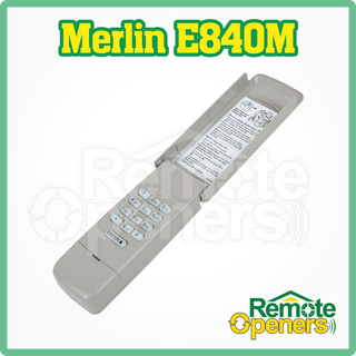Merlin Wireless Security Keypad Model E840M