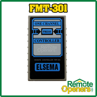 FMT-301 Elsema Garage Door Remote FMT301 ATA TXA-1