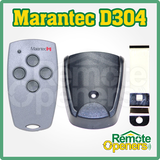 Marantec Digital 304 Garage Door Remote Transmitter 433.92MHz