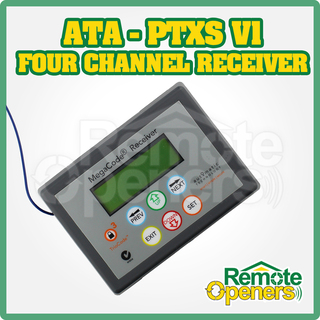 ATA TrioCode™ MegaCode® Four Channel Receiver-60672